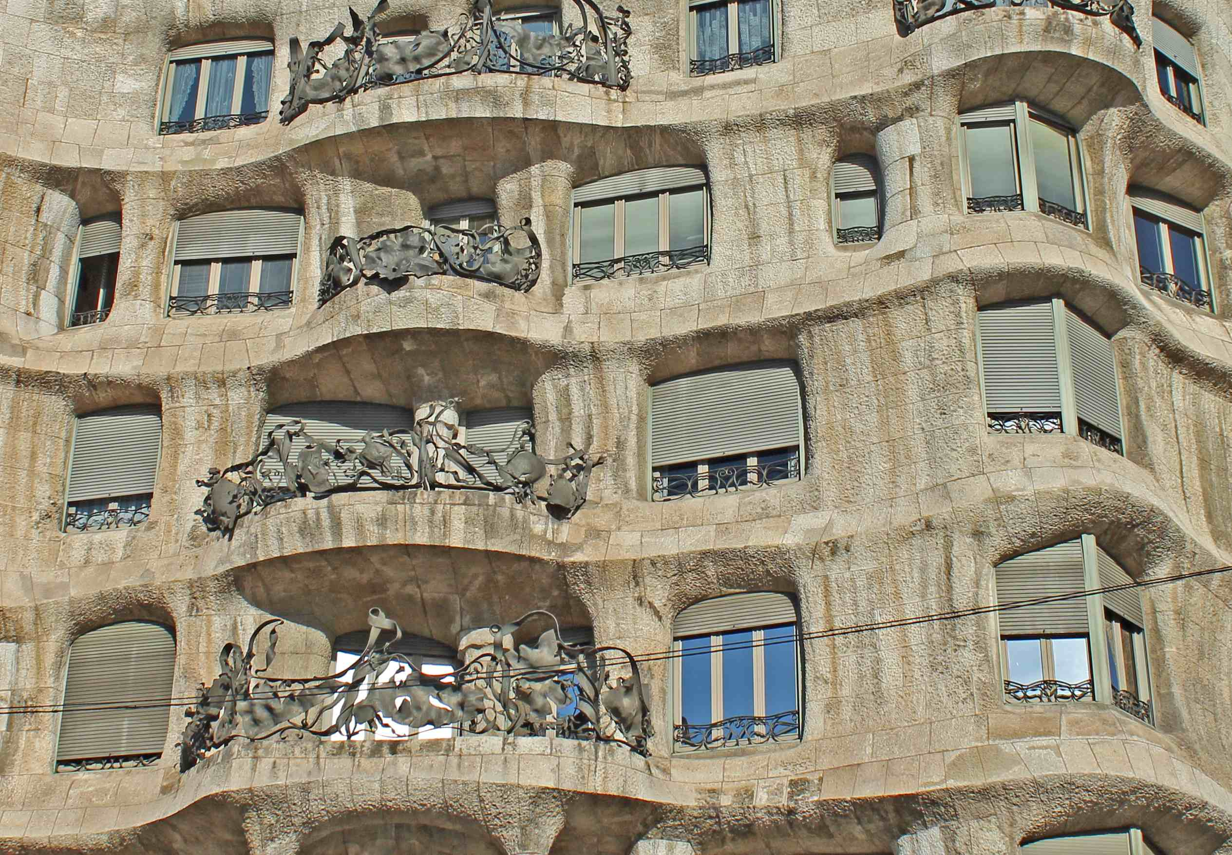 Casa Mila in Barcelona - Focal Journey
