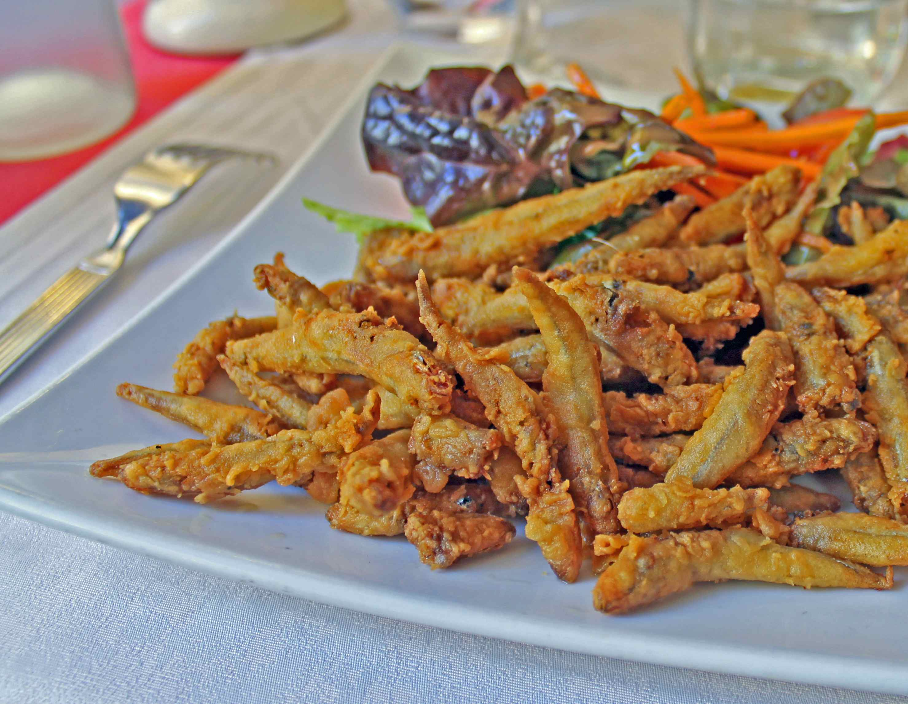 Fried Fish in Marseille - Focal Journey