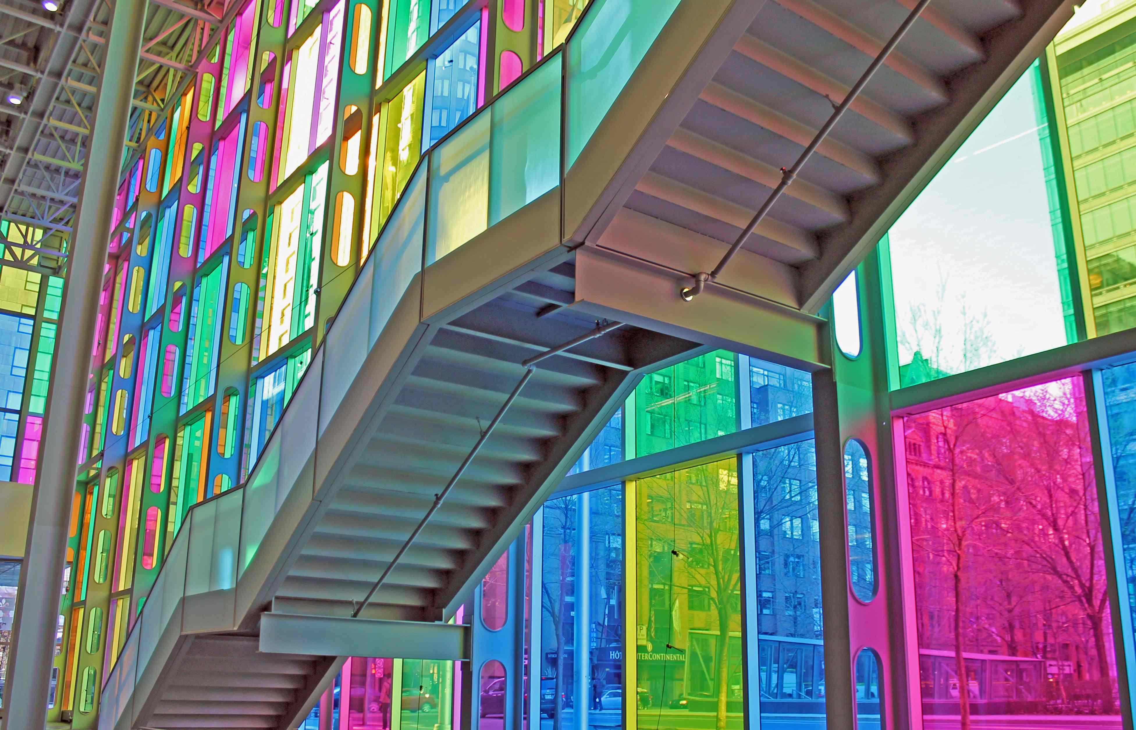 Palais de Congres de Montreal - Focal Journey