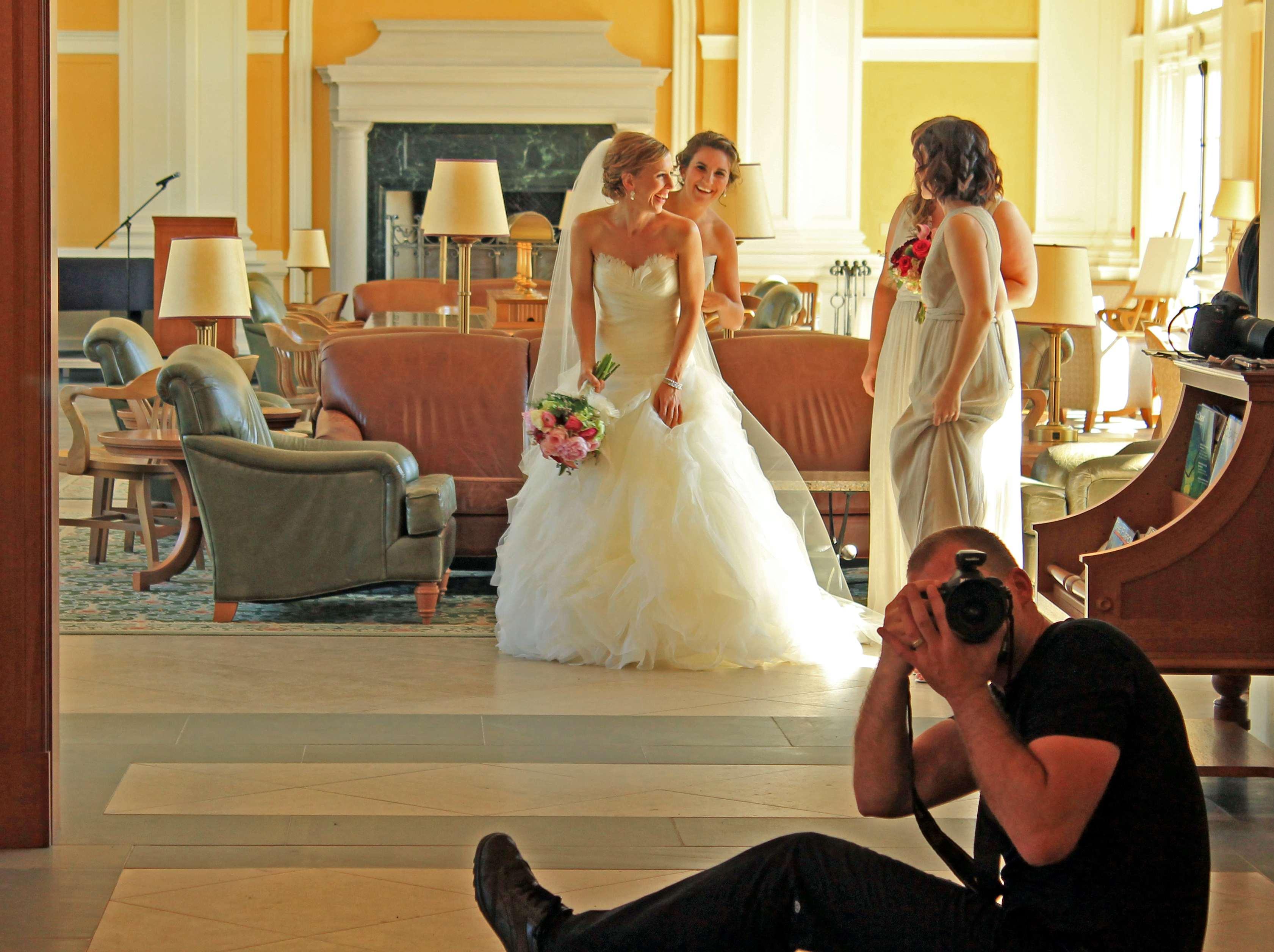 Wedding Day in Nova Scotia - Focal Journey