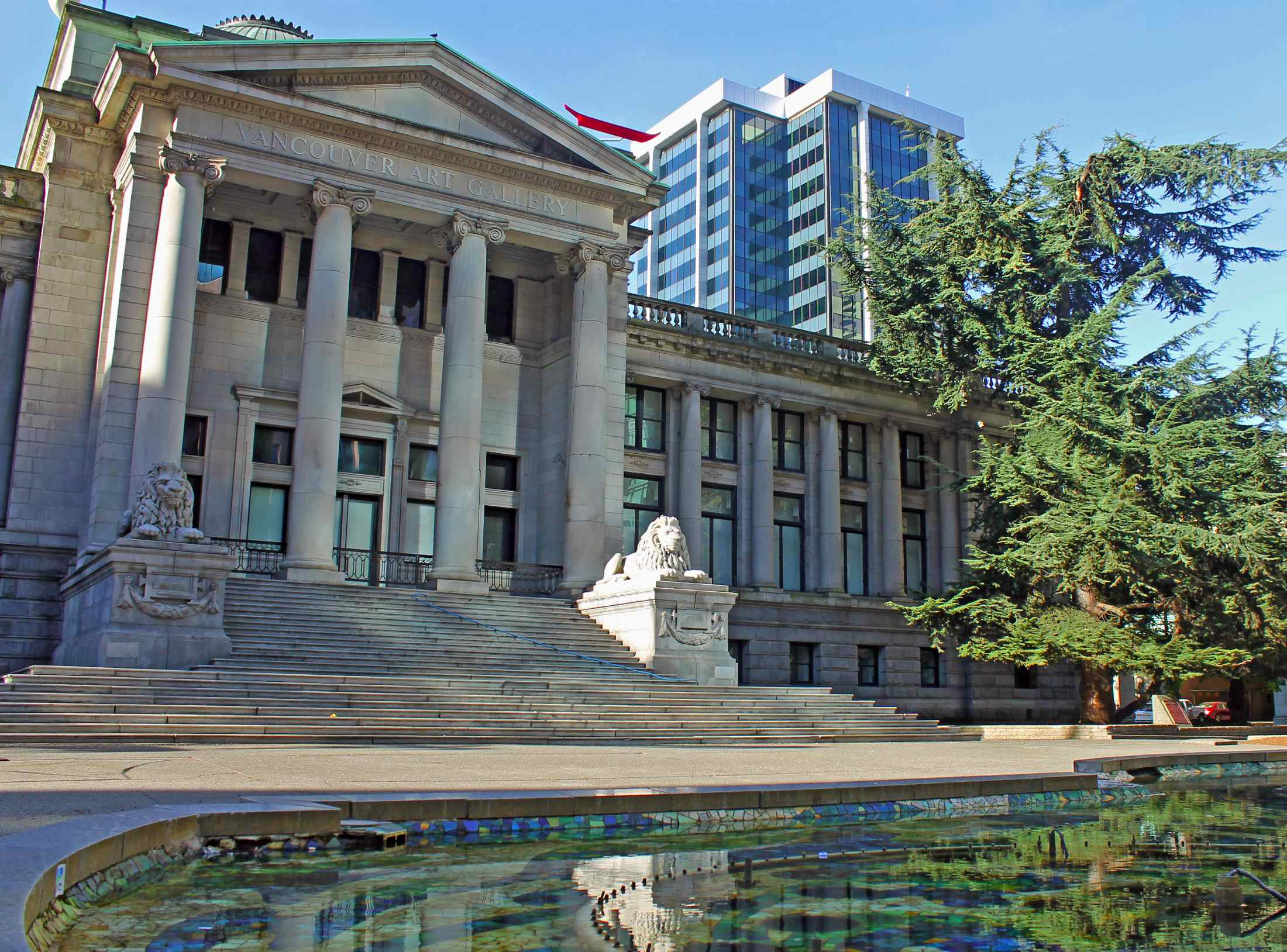 Vancouver Art Gallery - Focal Journey