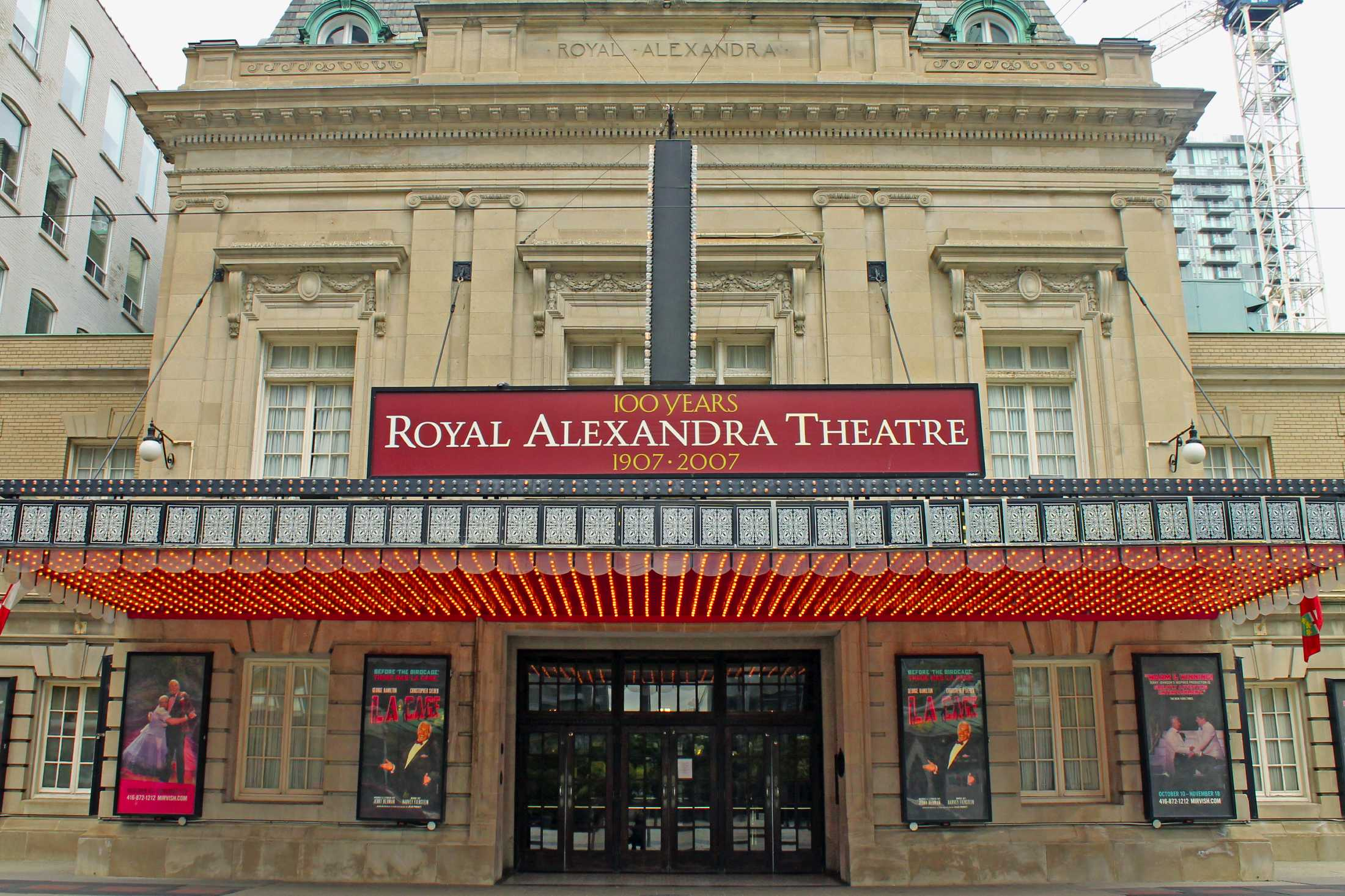 Royal Alexandra Theatre - Focal Journey