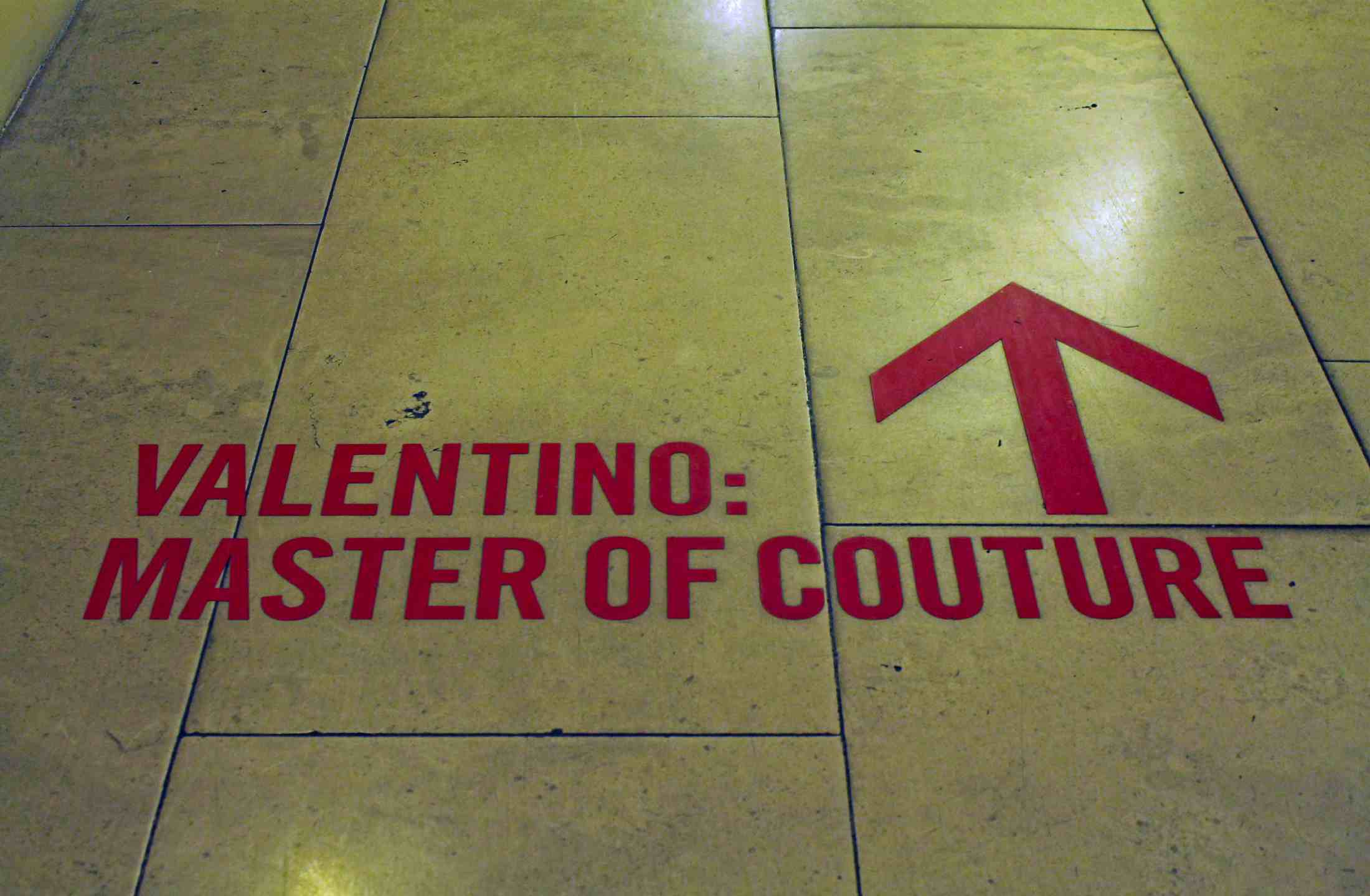 Valentino Master of Couture - Focal Journey