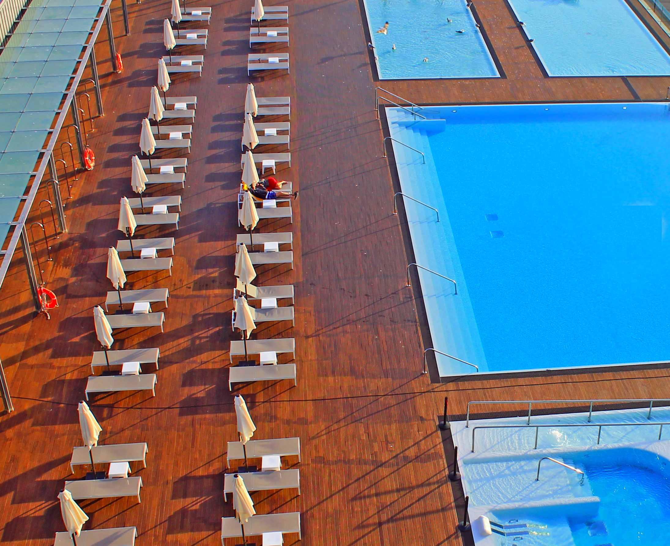 Hotel Atlantico - Focal journey