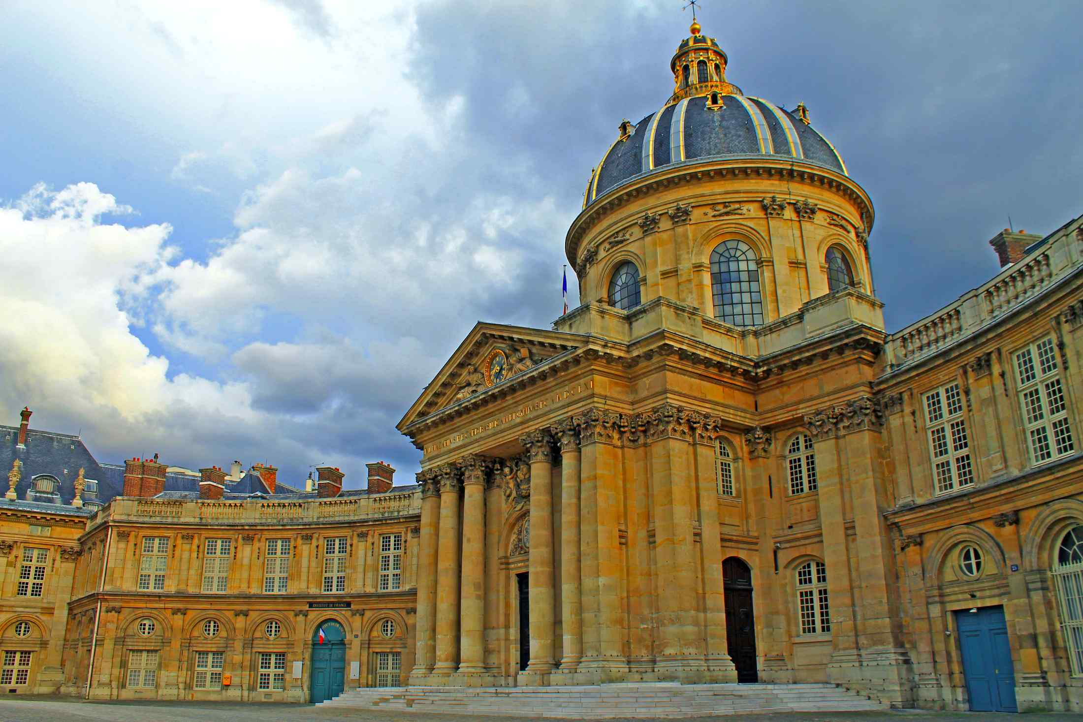 Institut de France  - Focal Journey
