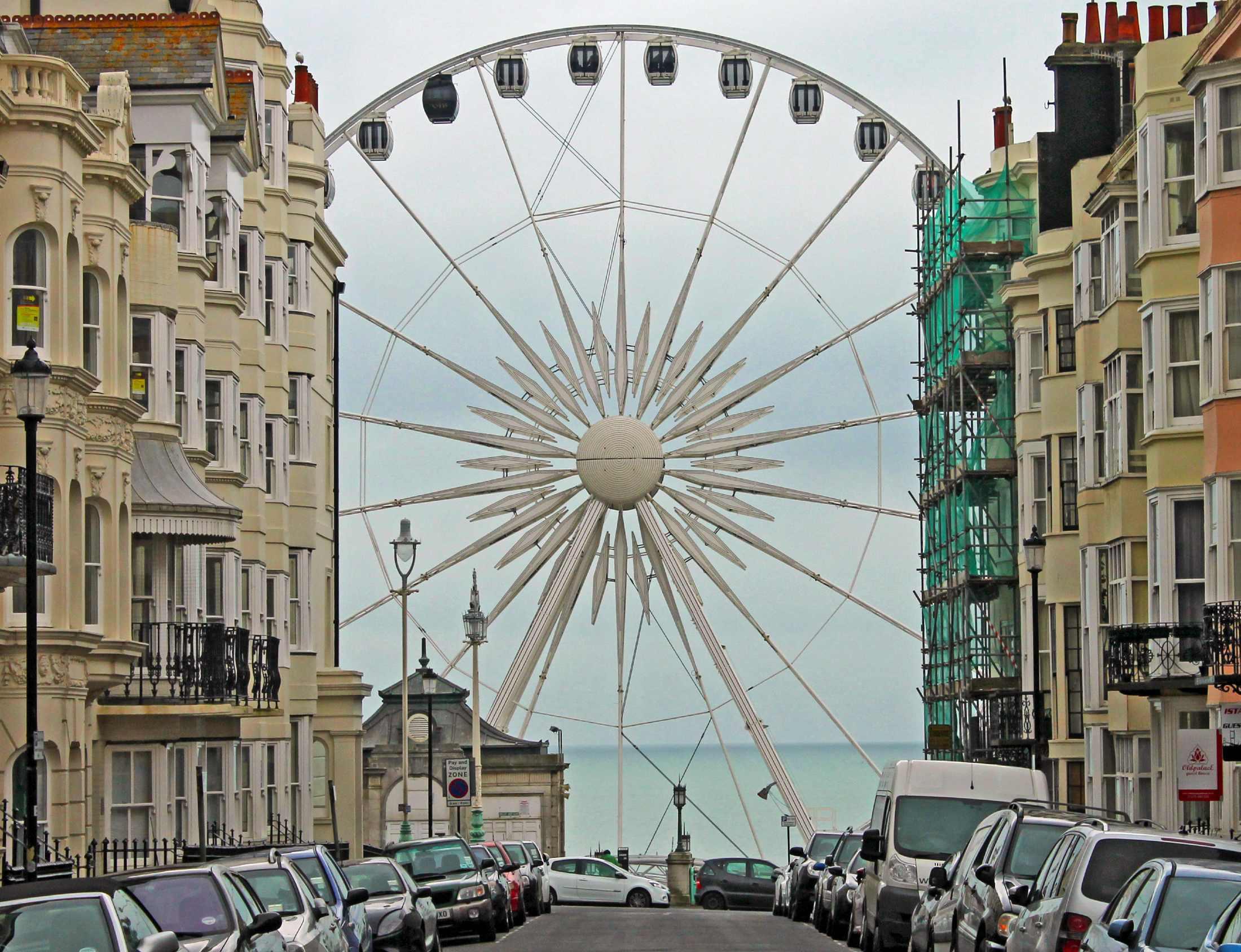 Brighton Wheel - Focal Journey