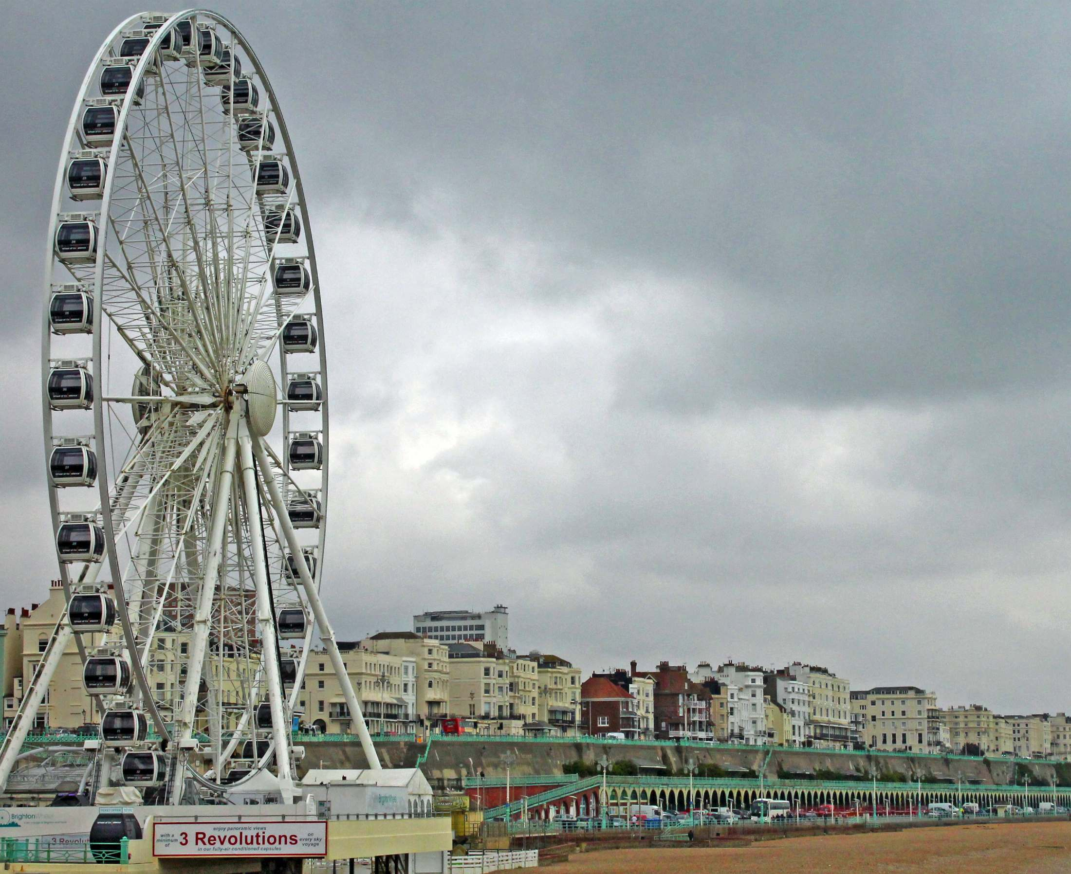Brighton Wheel - Focal Journey