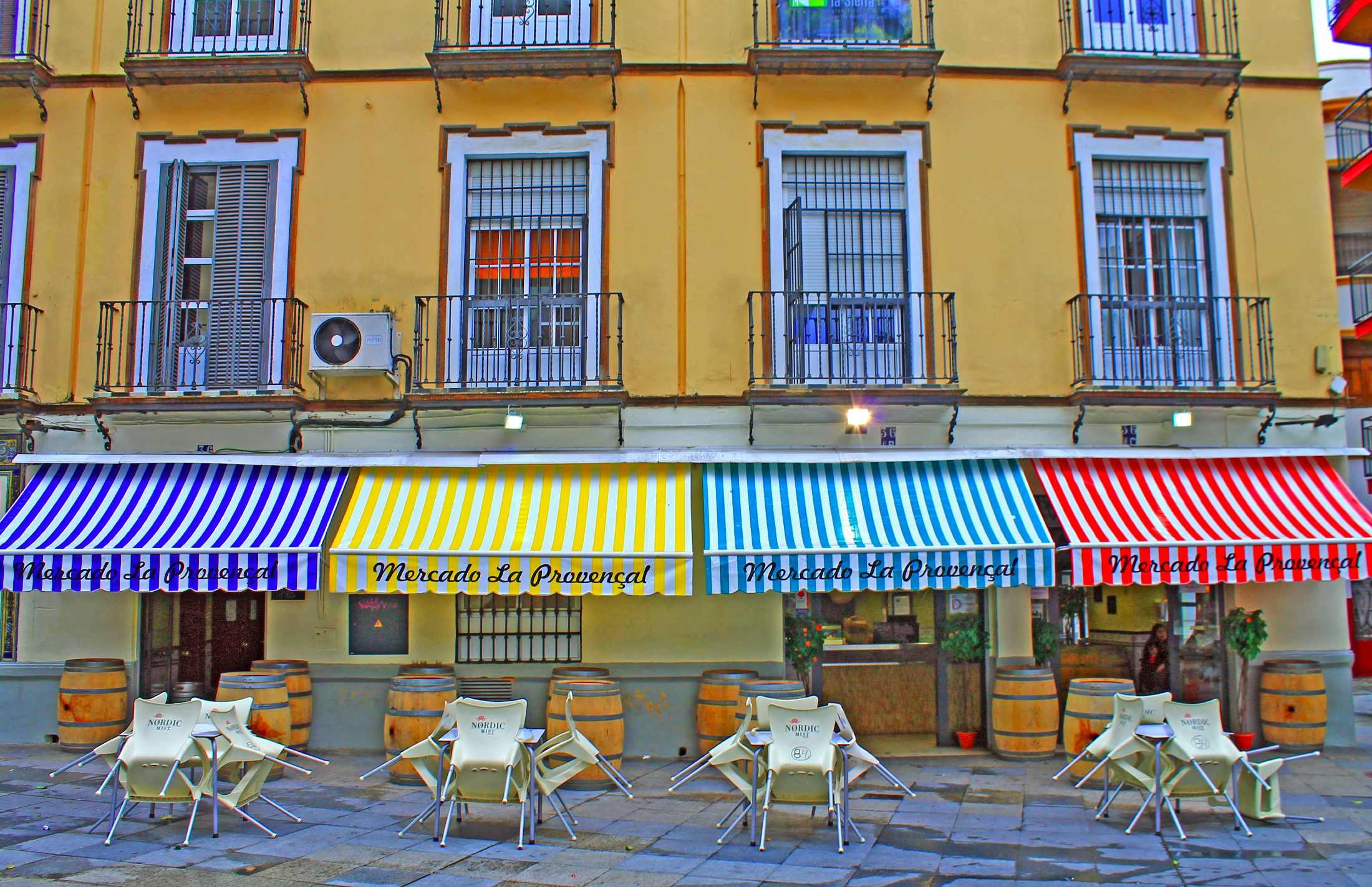 Seville - Focal Journey