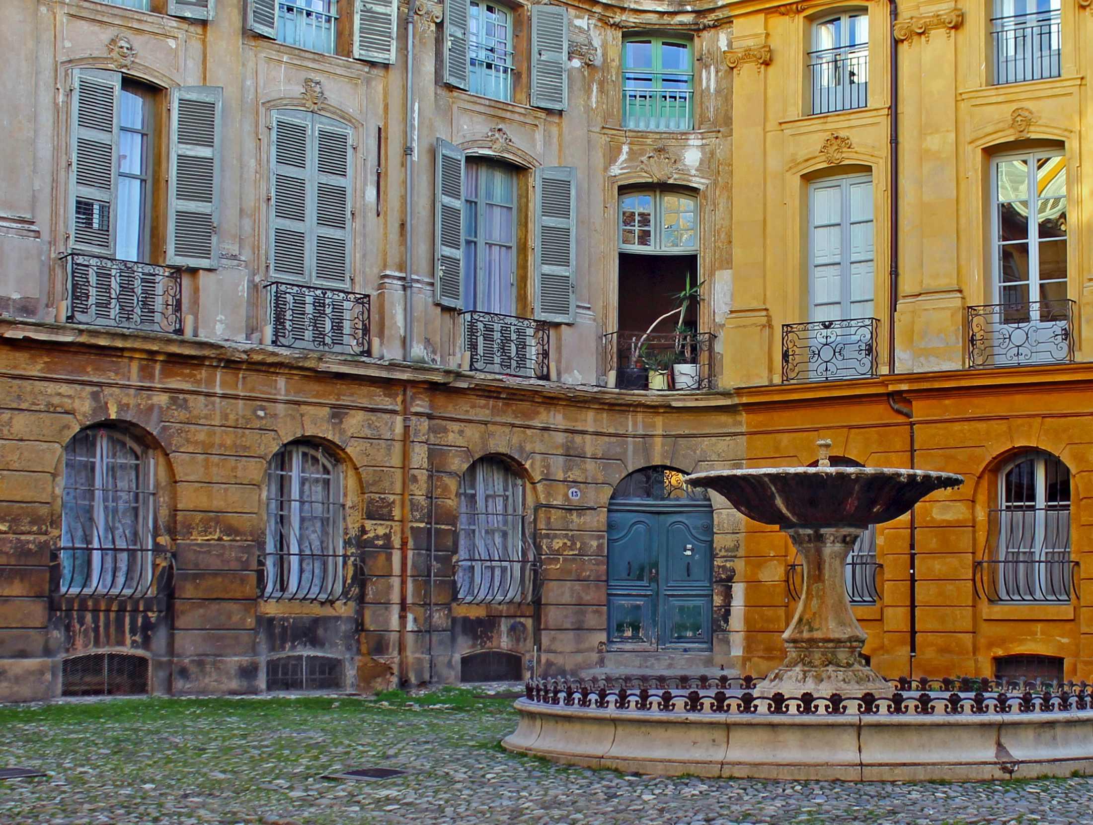 Aix-en-Provence - Focal Journey