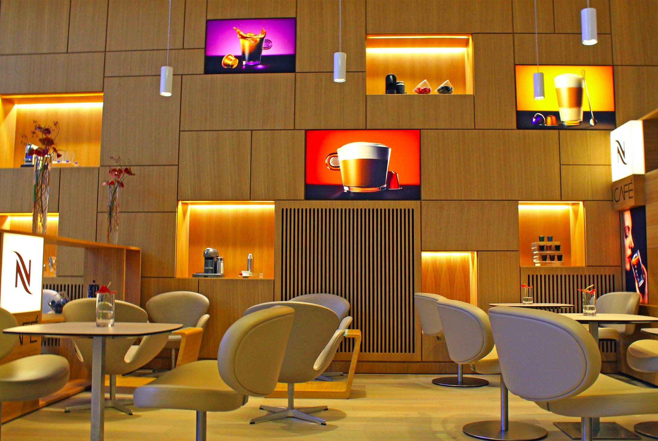 Nespresso Boutique Bar - Focal Journey