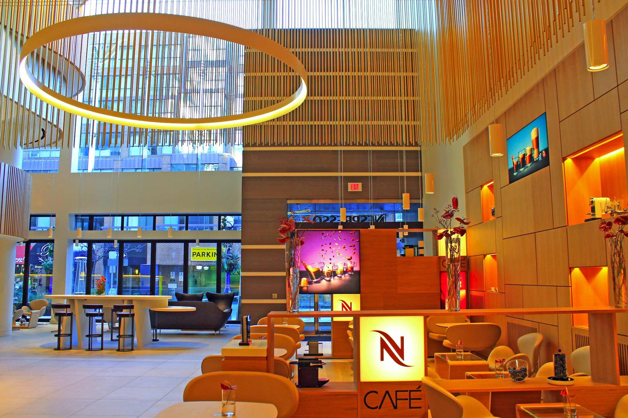Nespresso Boutique Bar - Focal Journey
