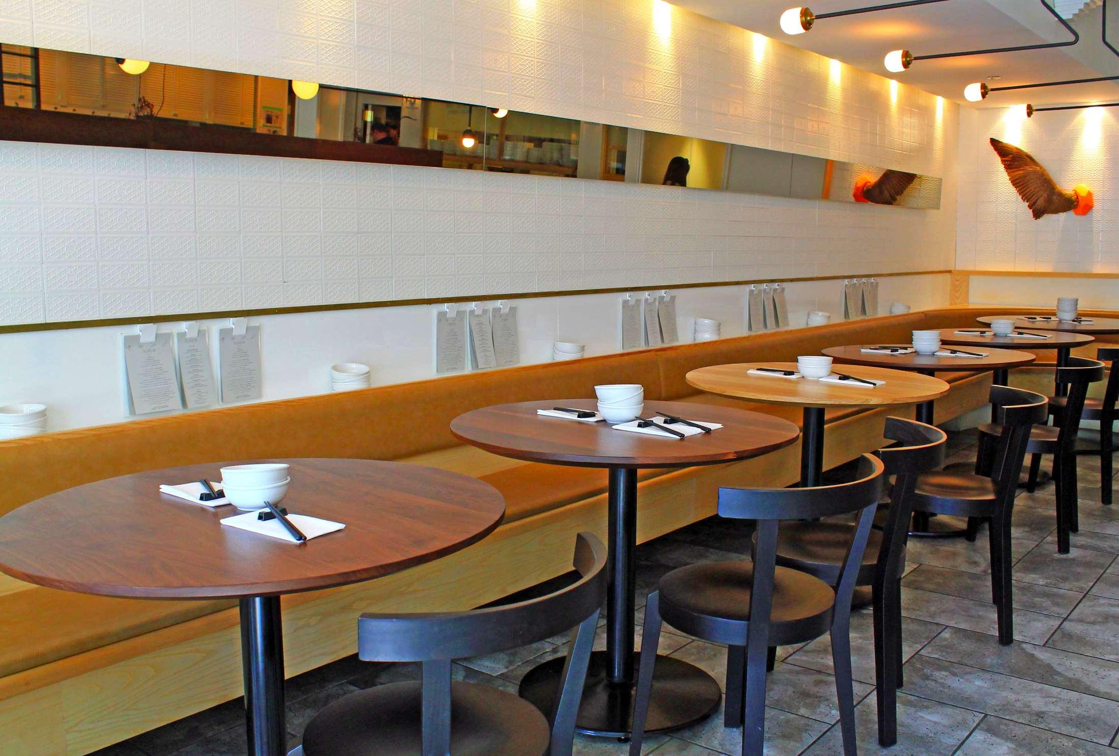 Pidgin Restaurant - Focal Journey (by Gustavo Espinola)