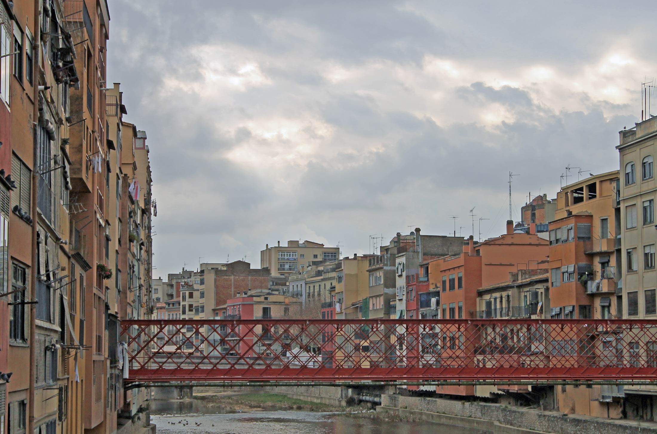 Eiffel Bridge in Girona - Focal Journey (by Gustavo Espinola