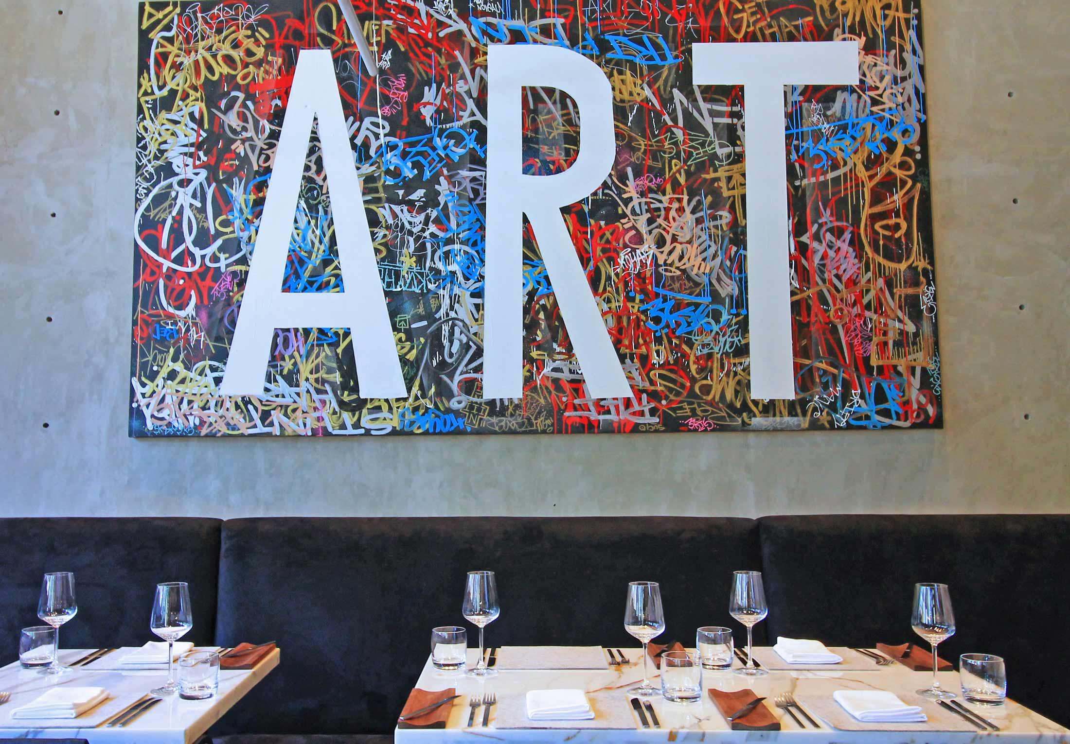 Bauhaus Restaurant - Focal Journey (by Gustavo Espinola)