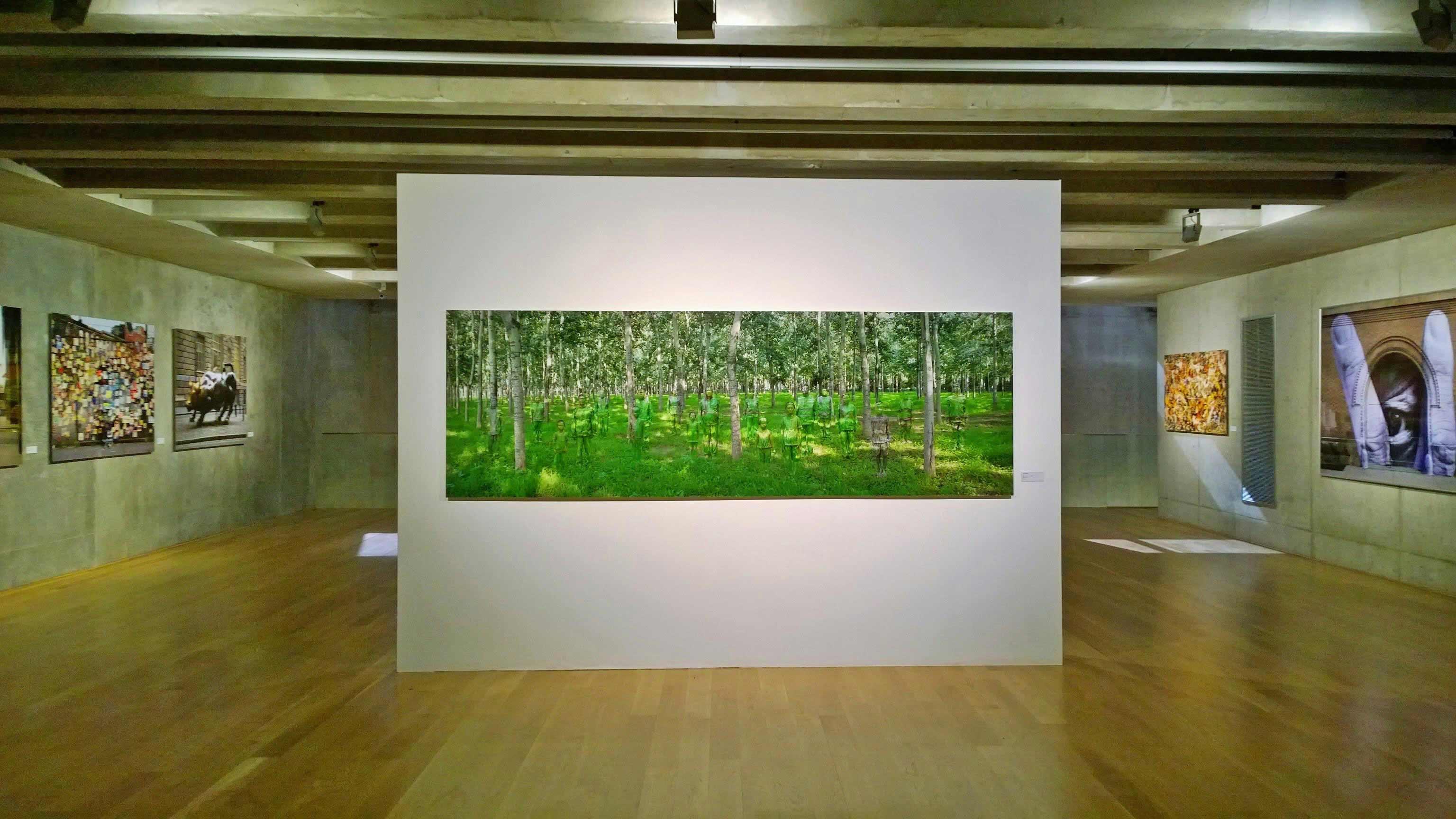 Liu Bolin - Focal Journey (by Gustavo Espinola)