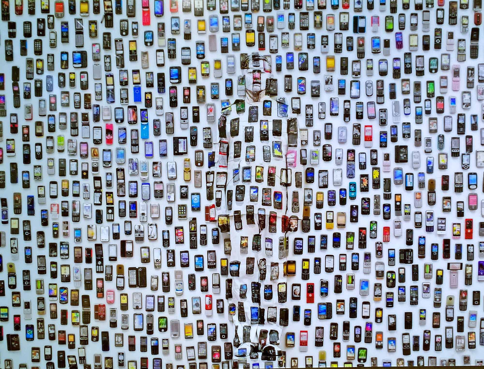 Liu Bolin - Focal Journey (by Gustavo Espinola)